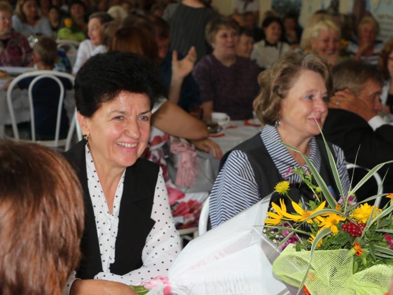 70-летний юбилей отпраздновала первая школа Ангарска