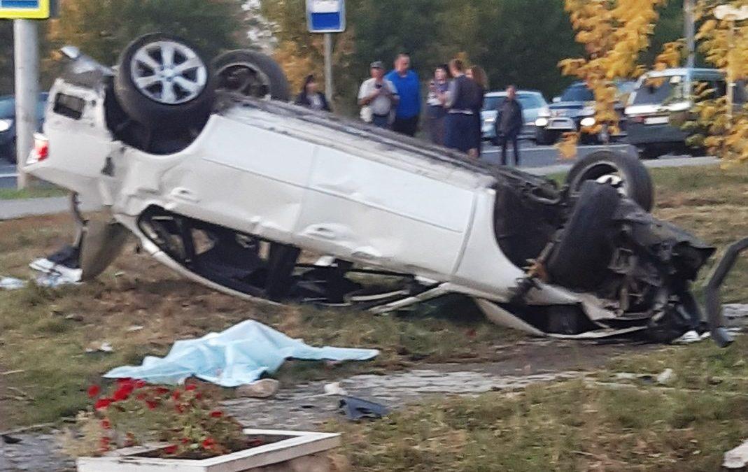 На виновника смертельной аварии в Ангарске завели уголовное дело.