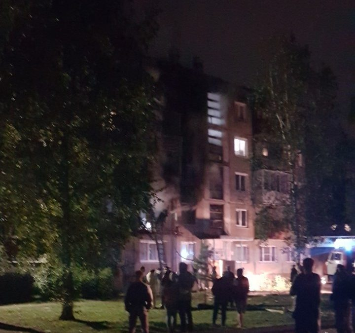 Режим ЧС объявлен в Ангарске после взрыва в жилом доме.