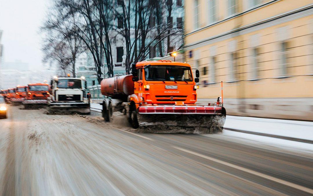 В Иркутской области началась подготовка федеральных трасс к зимнему сезону.