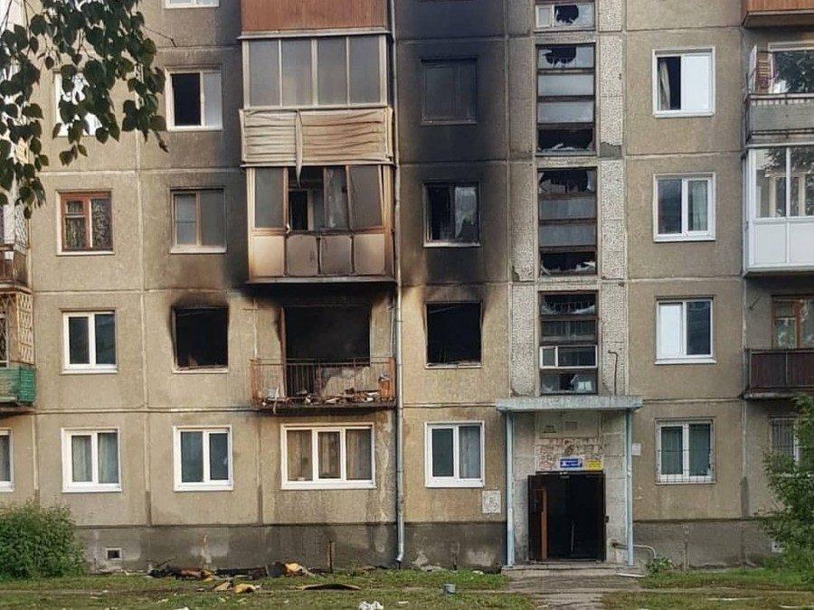 Эксперты установили причину взрыва в жилом доме в Ангарске.