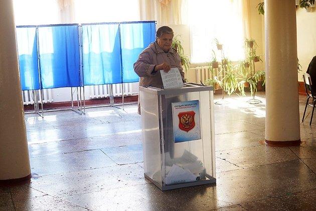 Итоги выборов 2019 в Ангарске