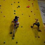 2 ангарчанки участвуют в первенстве Европы по скалолазанию.