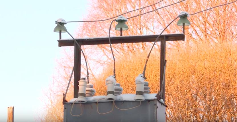 Жители микрорайона Китой могут остаться без электричества.
