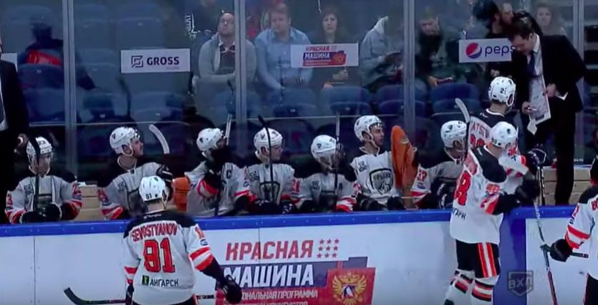 «Ермак» снова потерпел поражение, проиграв узбекскому «Хумо» со счетом 1:5.
