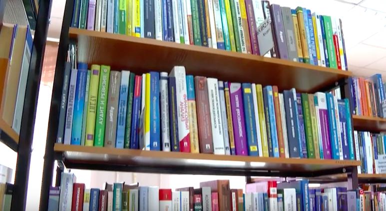 Ангарские библиотеки перешли на электронные книги.