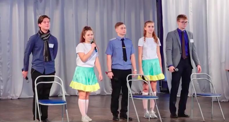 «Ученик года». В Ангарске проходит конкурс.