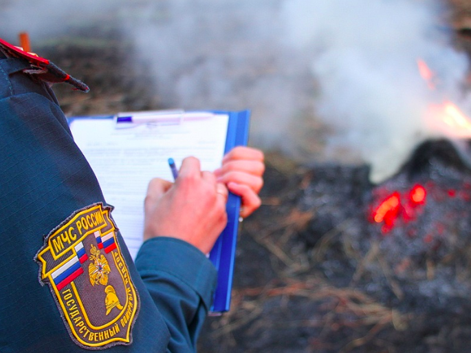 На заседании в мэрии обсудили подготовку к пожароопасному периоду 2020 года.