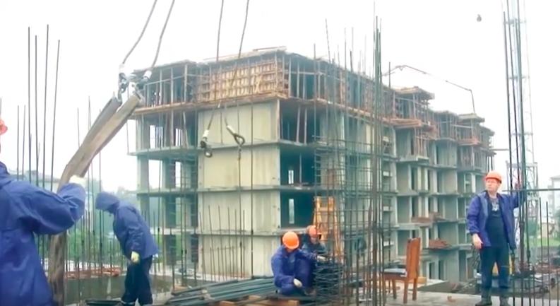 Депутаты обсудили обеспечение ангарчан доступным жильём.