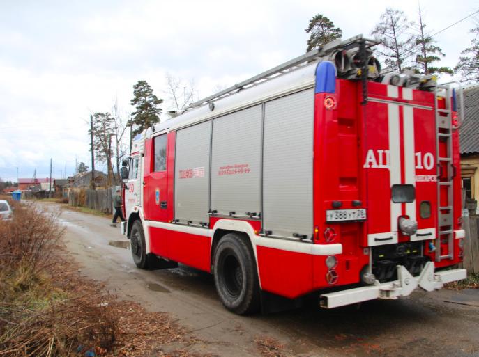В Ангарском округе усилена профилактическая работа по предупреждению пожаров в жилых домах.