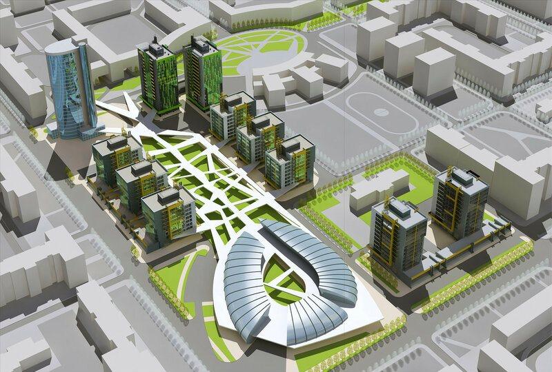 Ангарск — город будущего, оставшийся в прошлом…