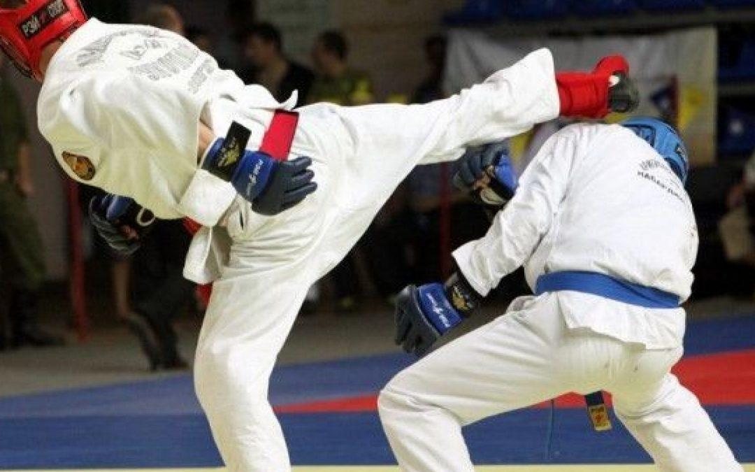 Офицеры Управления Росгвардии завоевали призовые места на чемпионате по рукопашному бою.