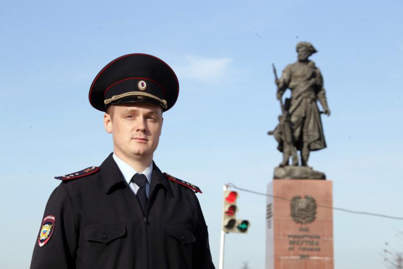 Ангарчанин Олег Демидов стал победителем Всероссийского конкурса «Народный участковый 2019».
