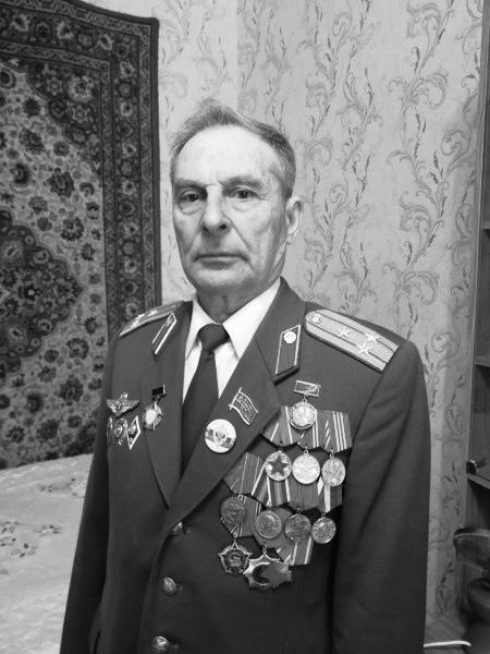 В Ангарске скончался полковник милиции в отставке Владимир Колчанов.