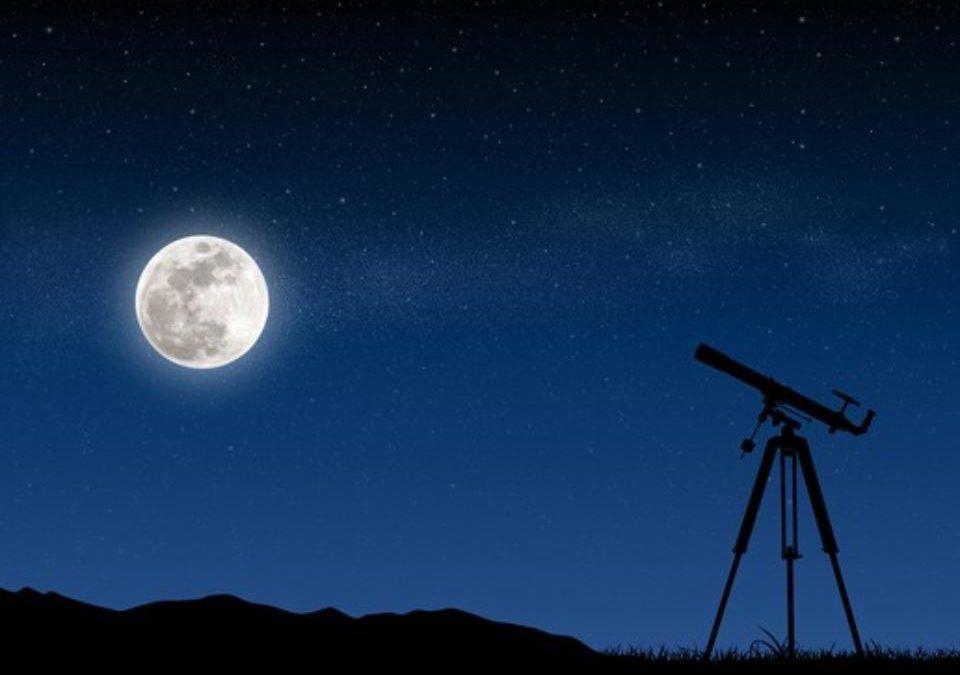 5 октября жители 10 городов и поселков смогут наблюдать за Луной.