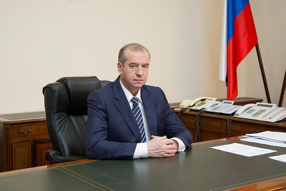 Сергей Левченко предложил поднять себе оклад на 44 процента.