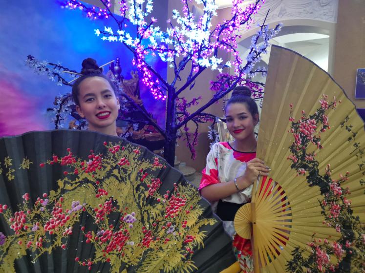 Традиционный День японской культуры состоялся в Ангарске 31 октября.