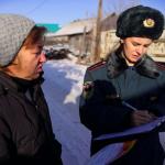 В Ангарском округе прошел рейд по пожарной безопасности.