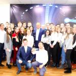 Мэр Ангарска принял участие в проекте дискуссионных студенческих клубов «Диалог на равных».