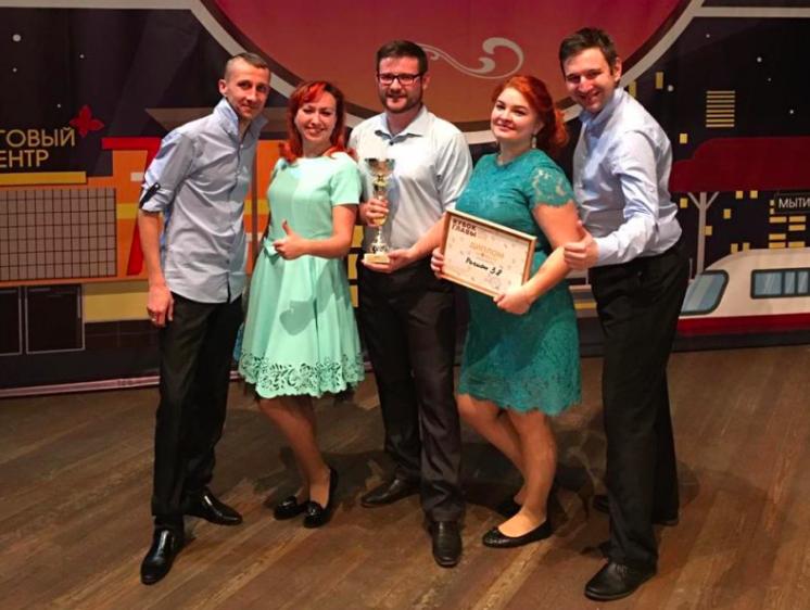 Ангарская команда КВН заняла второе место в игре на Кубок главы городского округа Мытищи.