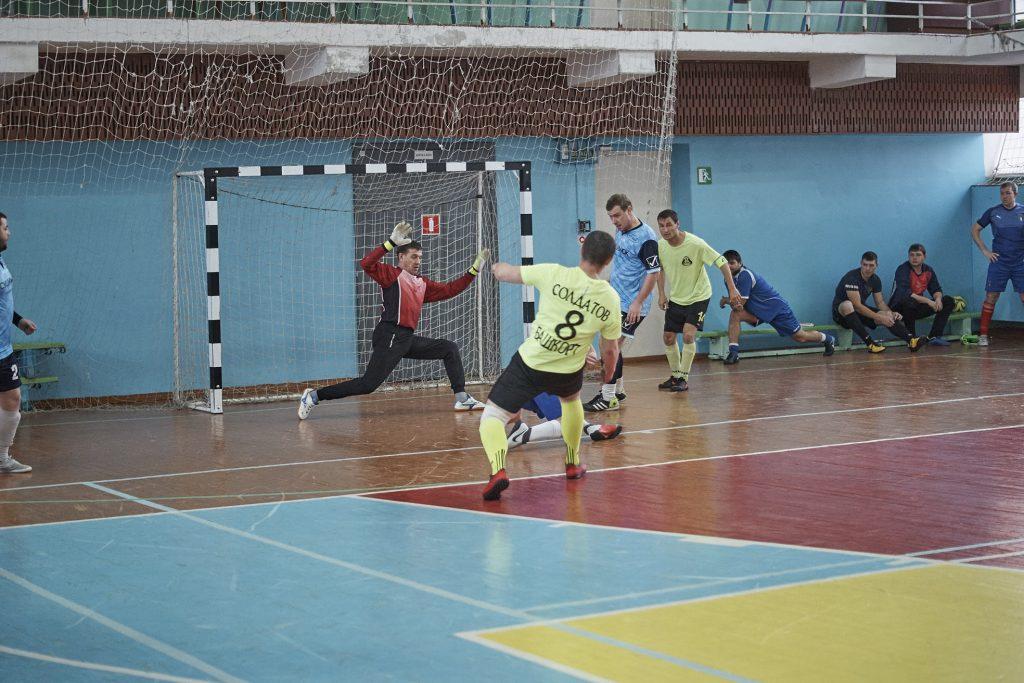 Футбол Ангарска. Башкорт Ермак