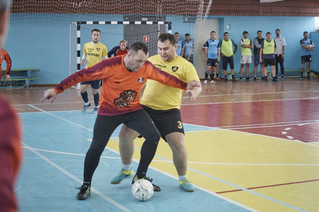 Футбол Ангарска. Прорыв Легенда
