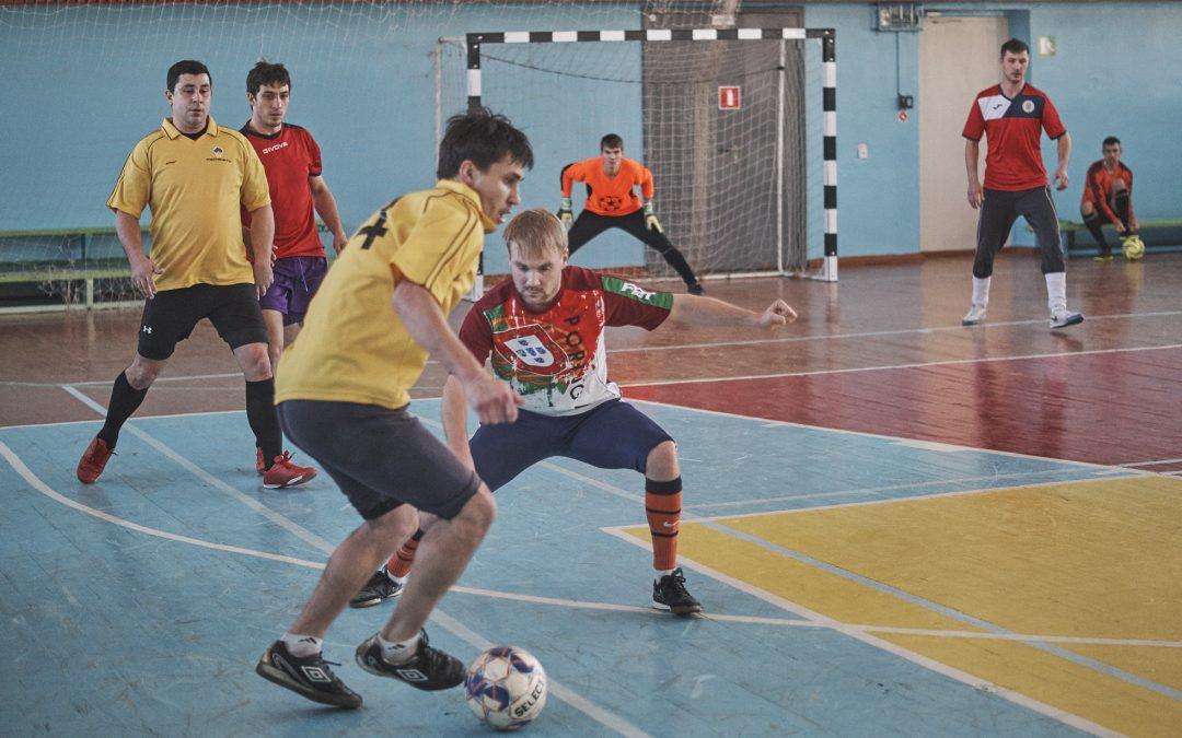 Итоги футбольного турнира любительской лиги «Салют CUP»