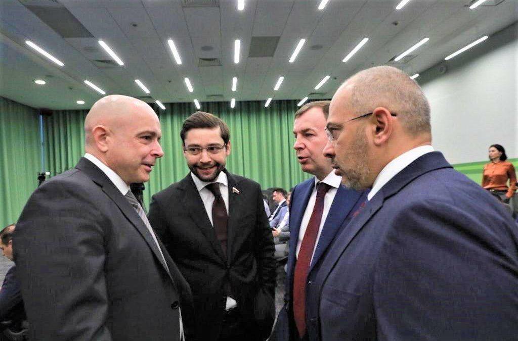 Сергей Сокол: Иркутская область нуждается в улучшении инвестиционного климата.