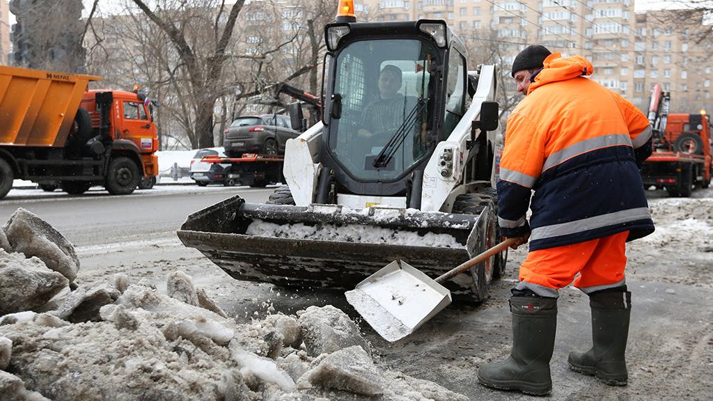 МЧС предупреждает: на дорогах Иркутской области — снежный накат