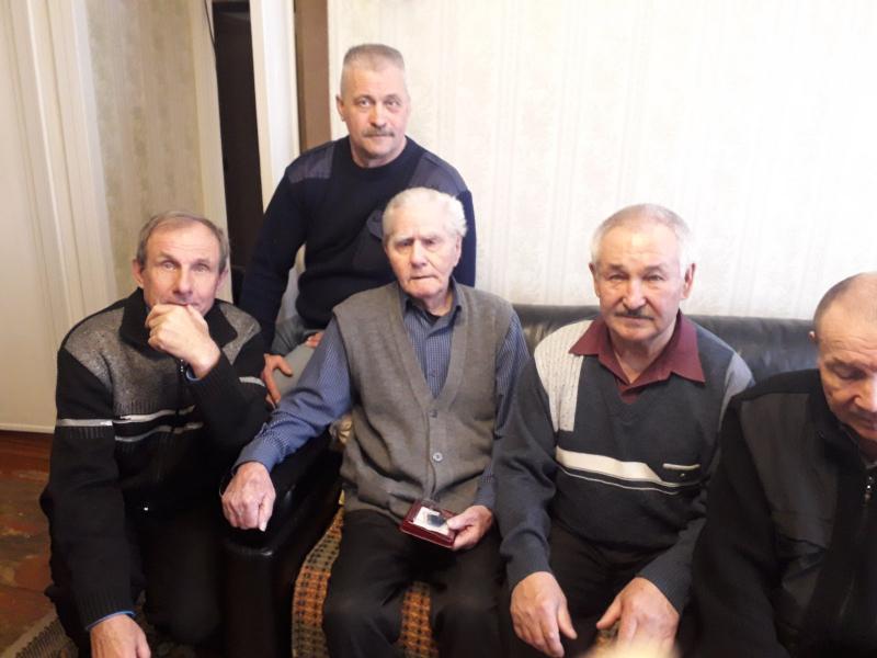 В Ангарске Совет ветеранов и руководство полиции поздравили ветеранов службы с профессиональным праздником.