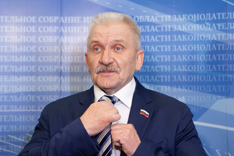 Георгий Любенков