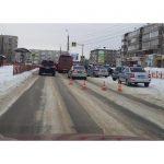 В Ангарске сегодня водитель автобуса на ул. Коминтерна сбил женщину.