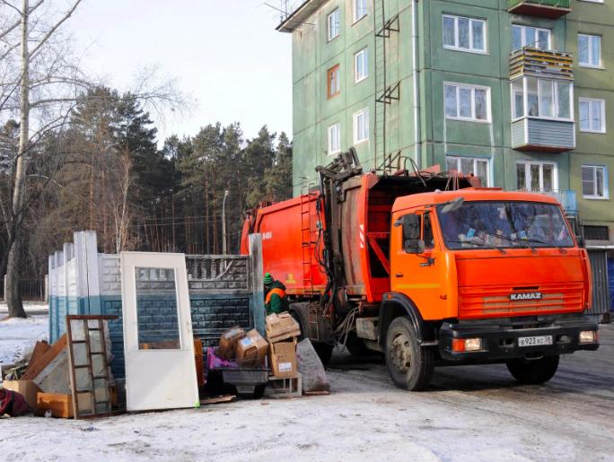 С 1 января 2020 года начисление платы за вывоз ТКО в Ангарском округе будет изменено.