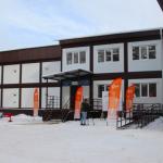 Сергей Петров проинспектировал работы по вводу в эксплуатацию второй очереди здания лыжно-биатлонного комплекса.