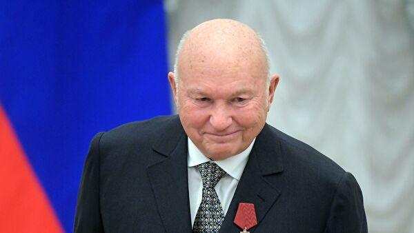 Умер экс-мэр Москвы Юрий Лужков.