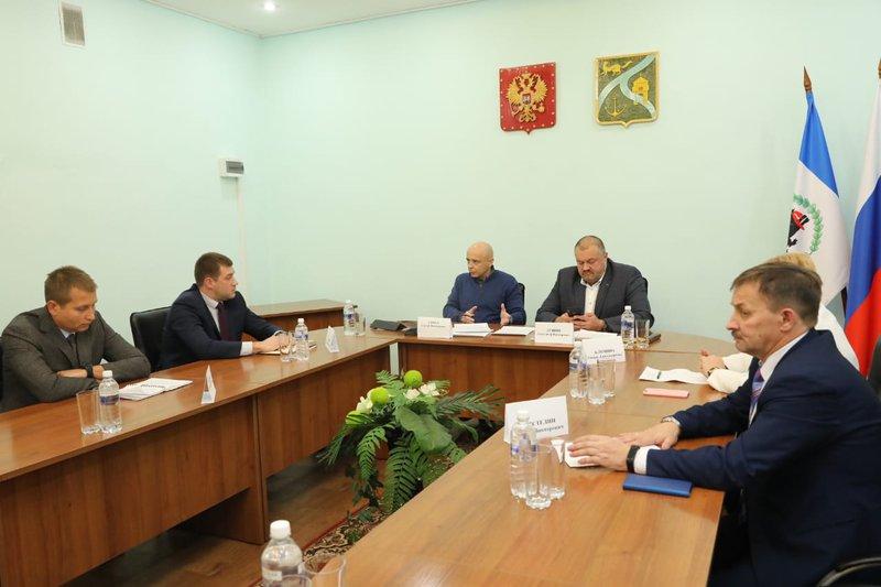 Сергей Сокол заявил о важности системной работы с крупными предприятиями на территориях региона.