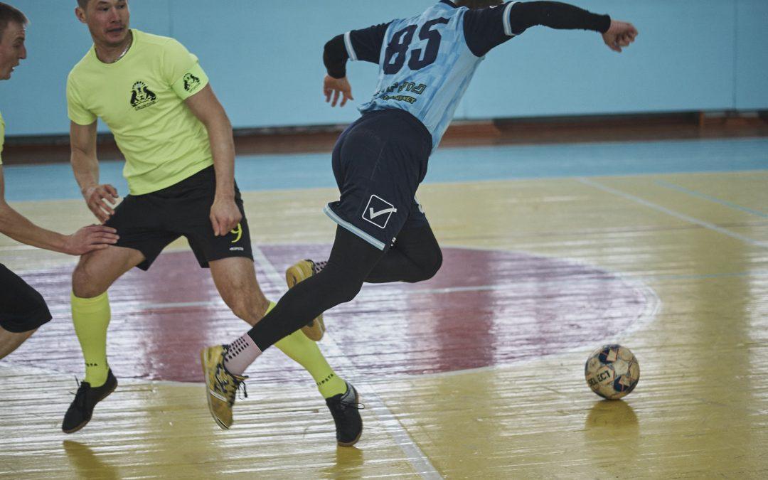 Обзор мини-футбольного турнира «Салют CUP»