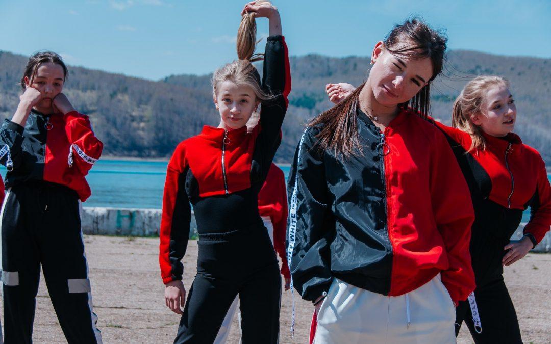 New Level — один из ТОПовых танцевальных коллективов Ангарска. Большое интервью.