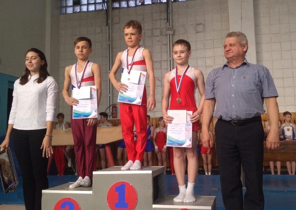 Ангарчане выиграли 25 медалей на открытом первенстве Забайкальского края по спортивной гимнастике.