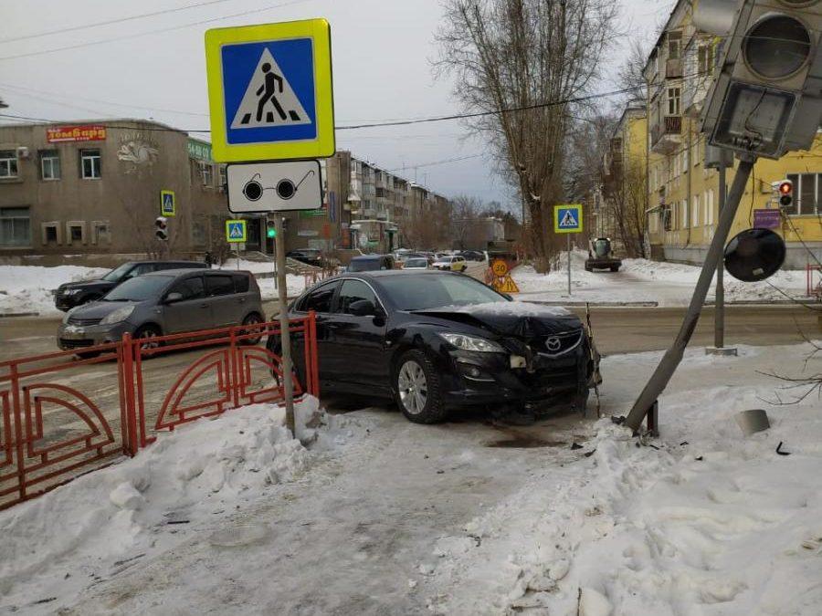 Сводка ДТП за прошедшую неделю в Ангарске