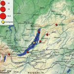 Два землетрясения произошло на Байкале за сутки.