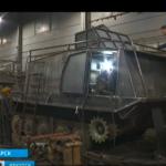 Знаменитые на всю Россию вездеходы собирают в Ангарске