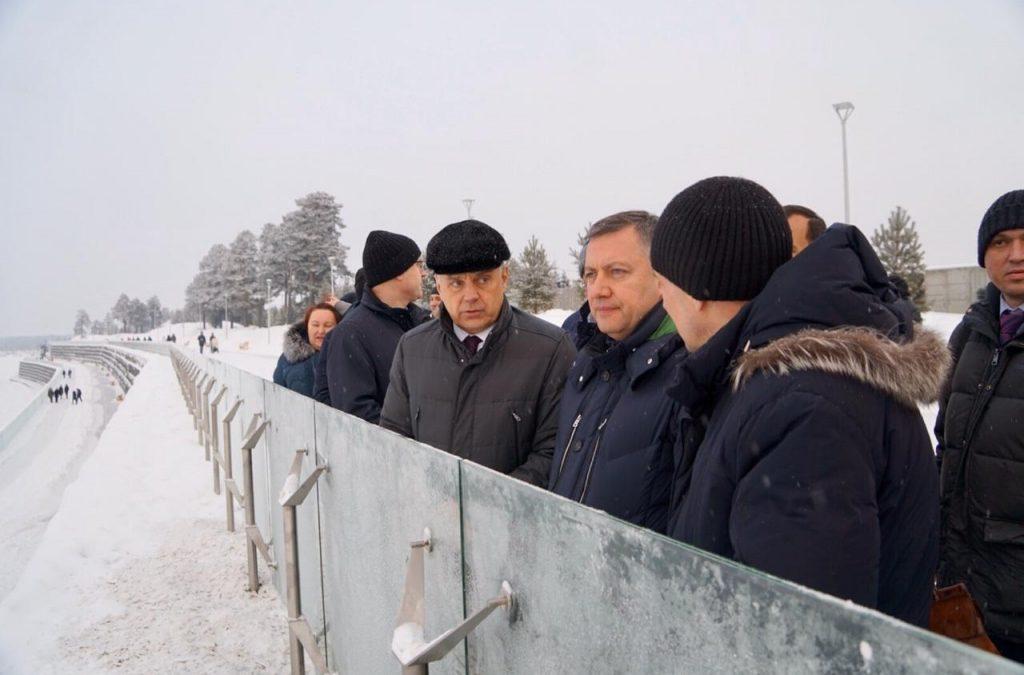 Работы по берегоукреплению реки Китой в Ангарске будут продолжены.