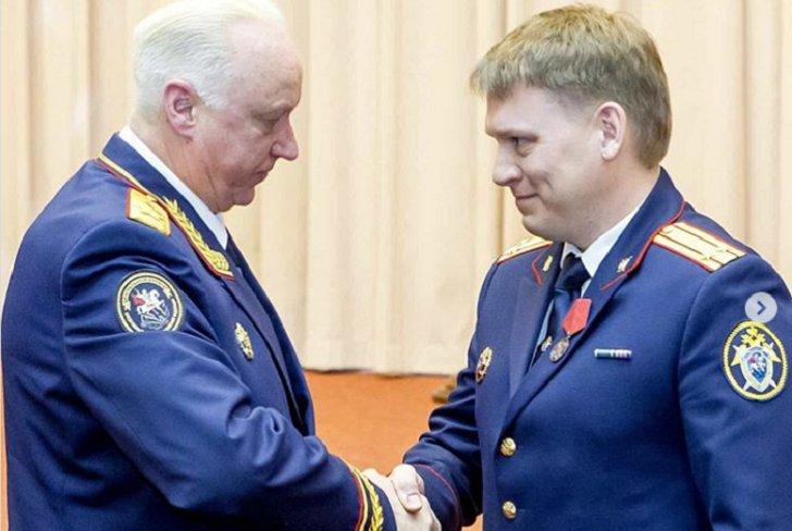 Иркутскому следователю по делу ангарского маньяка вручили награду «За заслуги перед Отечеством» 2-ой степени.