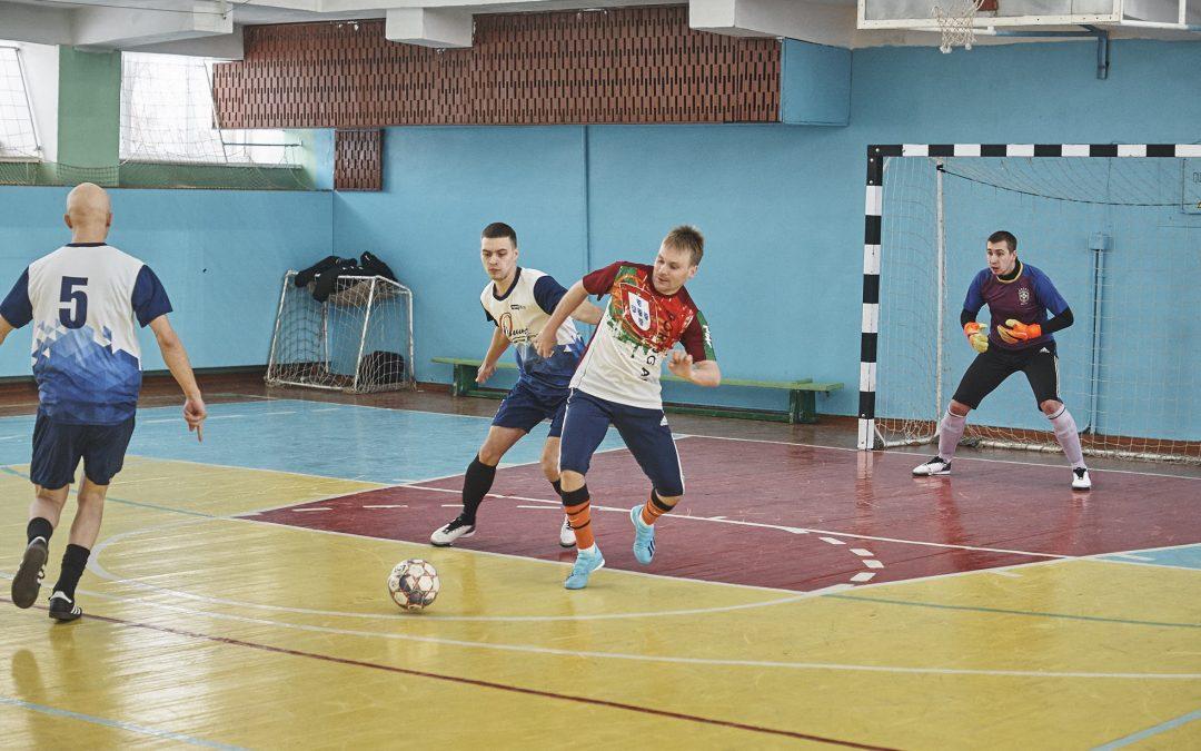 Футбол Ангарска. Антрекот CUP