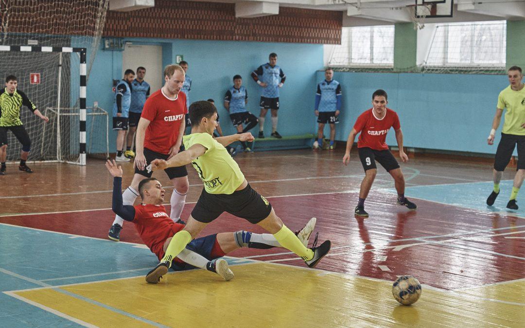 ЛФК «Прорыв» выиграл футбольный турнир «Антрекот CUP»