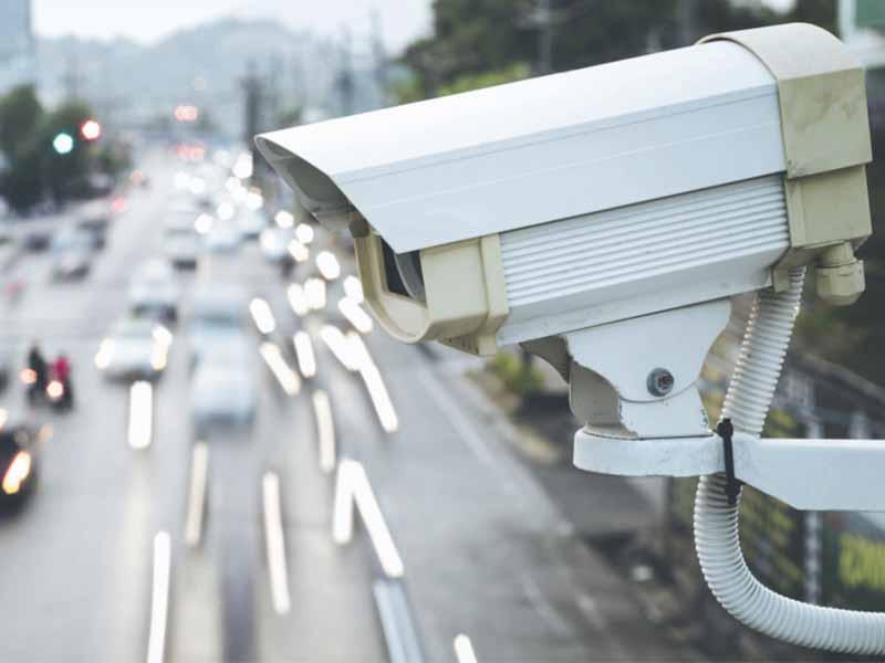 В Ангарске установили камеры на пешеходных переходах
