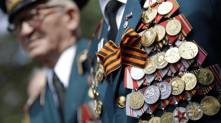 Ветеранам ВОВ выплатят по 10 тысяч рублей в марте и апреле.