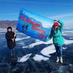 Прогулка по льду «БайкалШлёпТур» пройдёт 7 марта в Иркутской области.