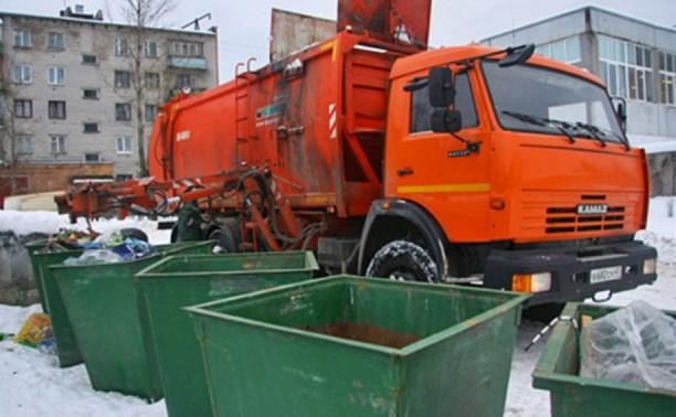 Ангарчанам сделают перерасчёт за вывоз мусора.